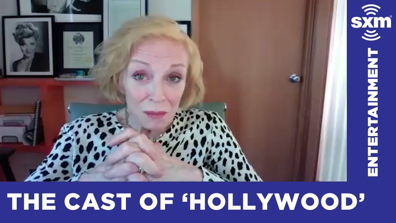 The Cast of 'Hollywood' Gives Advice to Aspiring Actors