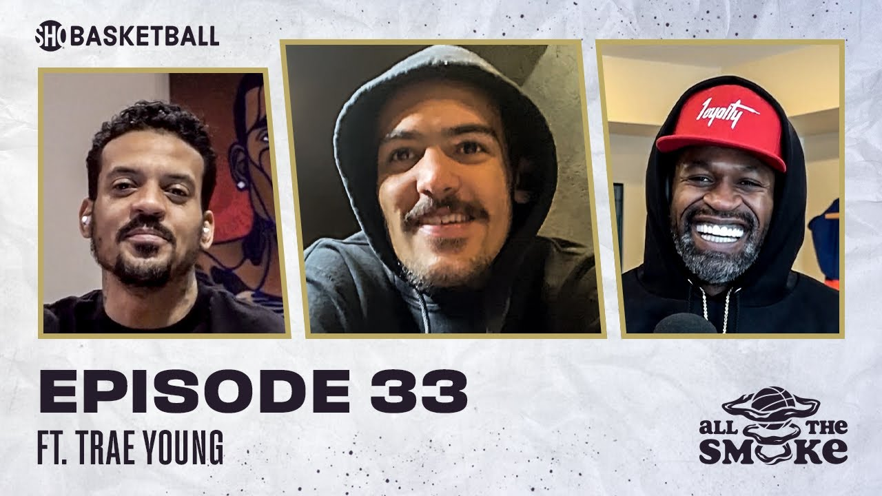 Trae Young | Ep 33 | ALL THE SMOKE Full Episode | #StayHome with SHOWTIME Basketball