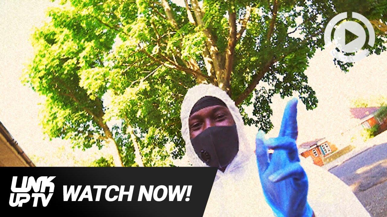 Twenty X Visiion - COVID-SZN [Music Video] | Link Up TV