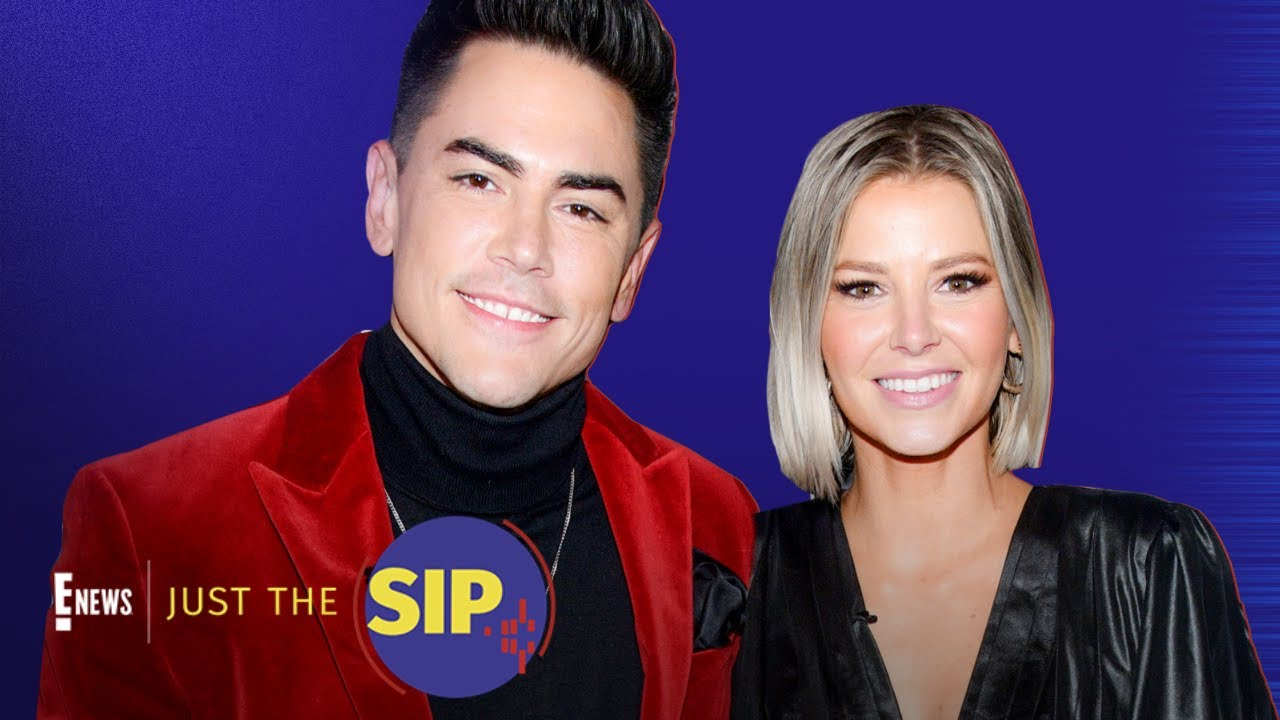 """""""Vanderpump Rules"""" Couple Tom Sandoval & Ariana Madix Are Fancy AF 
