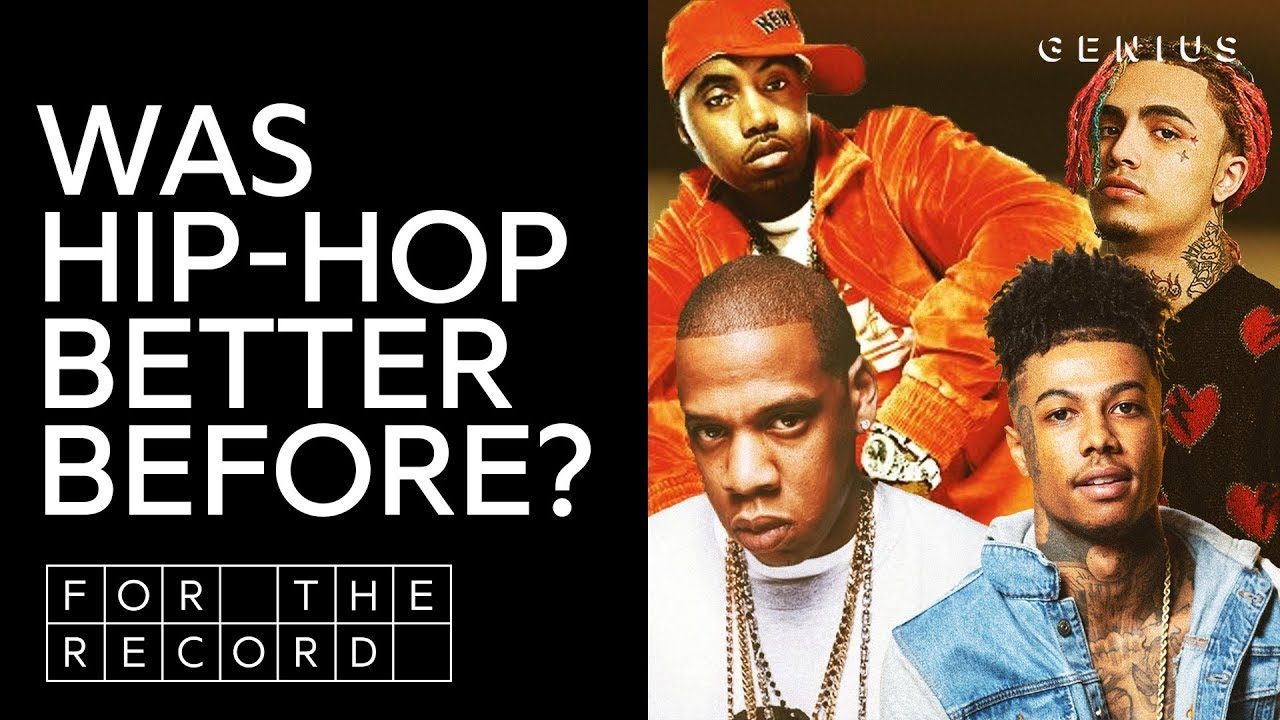 Was Hip-Hop Better Back In The Day?   For The Record