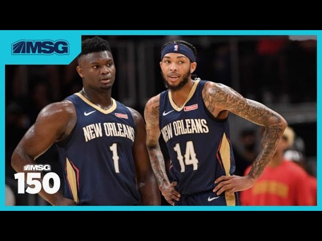 Who Is the Best Next-Gen Duo in the NBA? | MSG 150