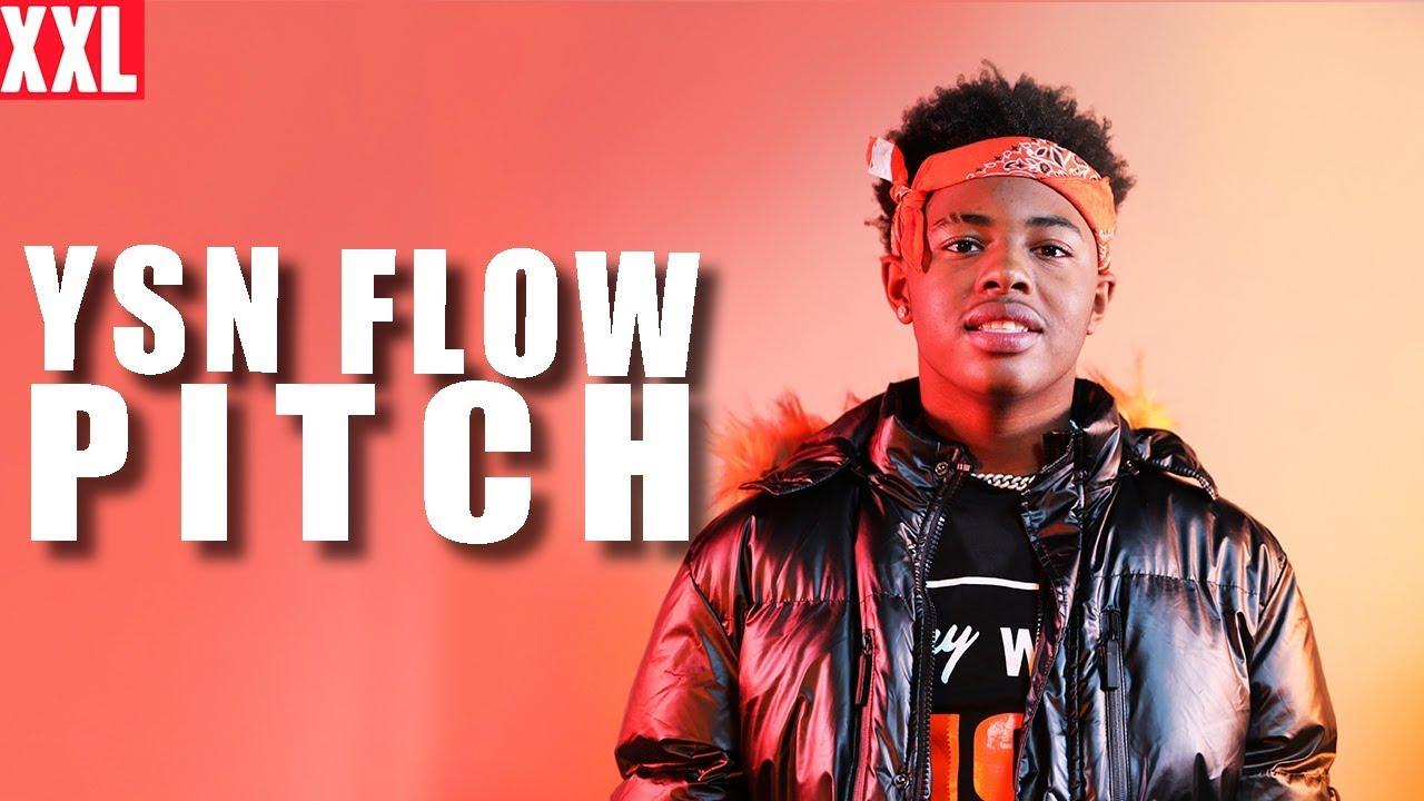 YSN Flow's 2020 XXL Freshman Pitch