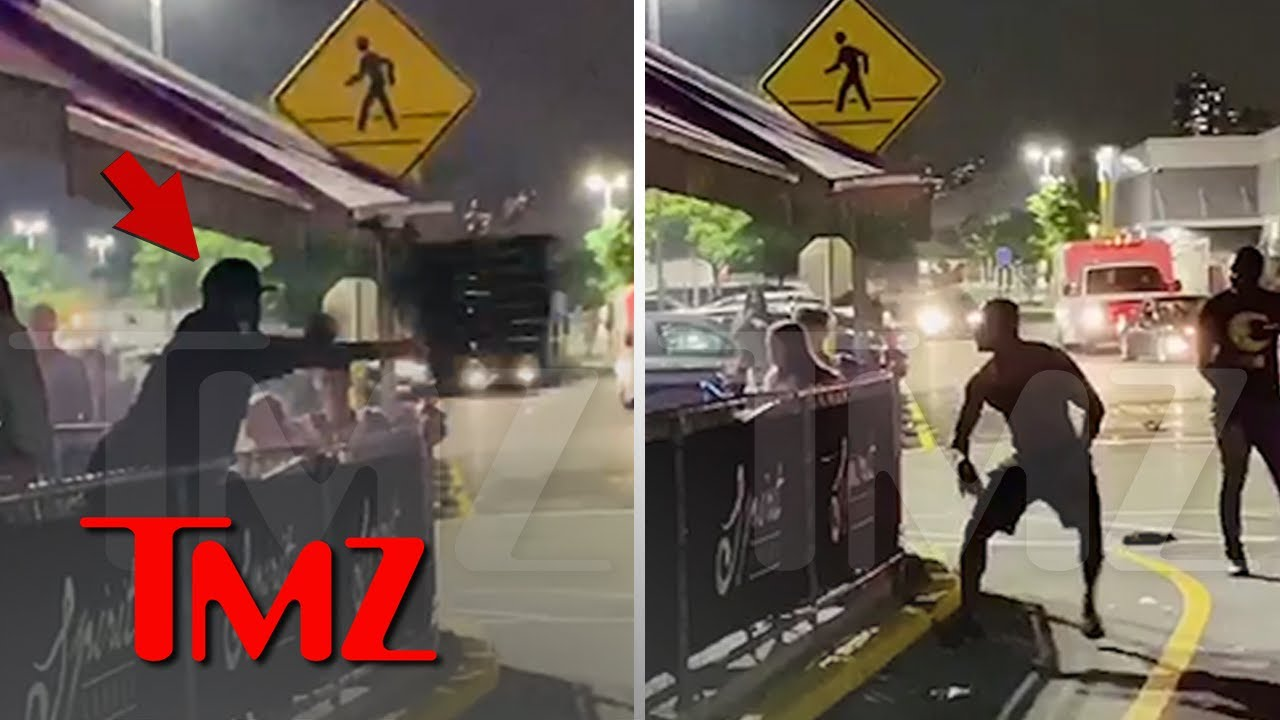 50 Cent Throws Table & Chairs During Fight In New Jersey   TMZ