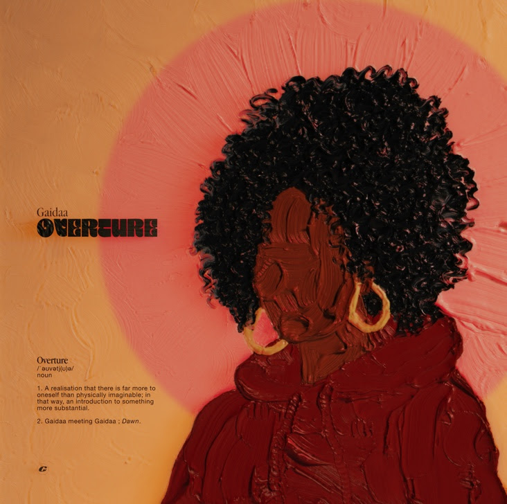 SOUL SONGSTRESS GAIDAA UNVEILS STUNNING DEBUT EP OVERTURE