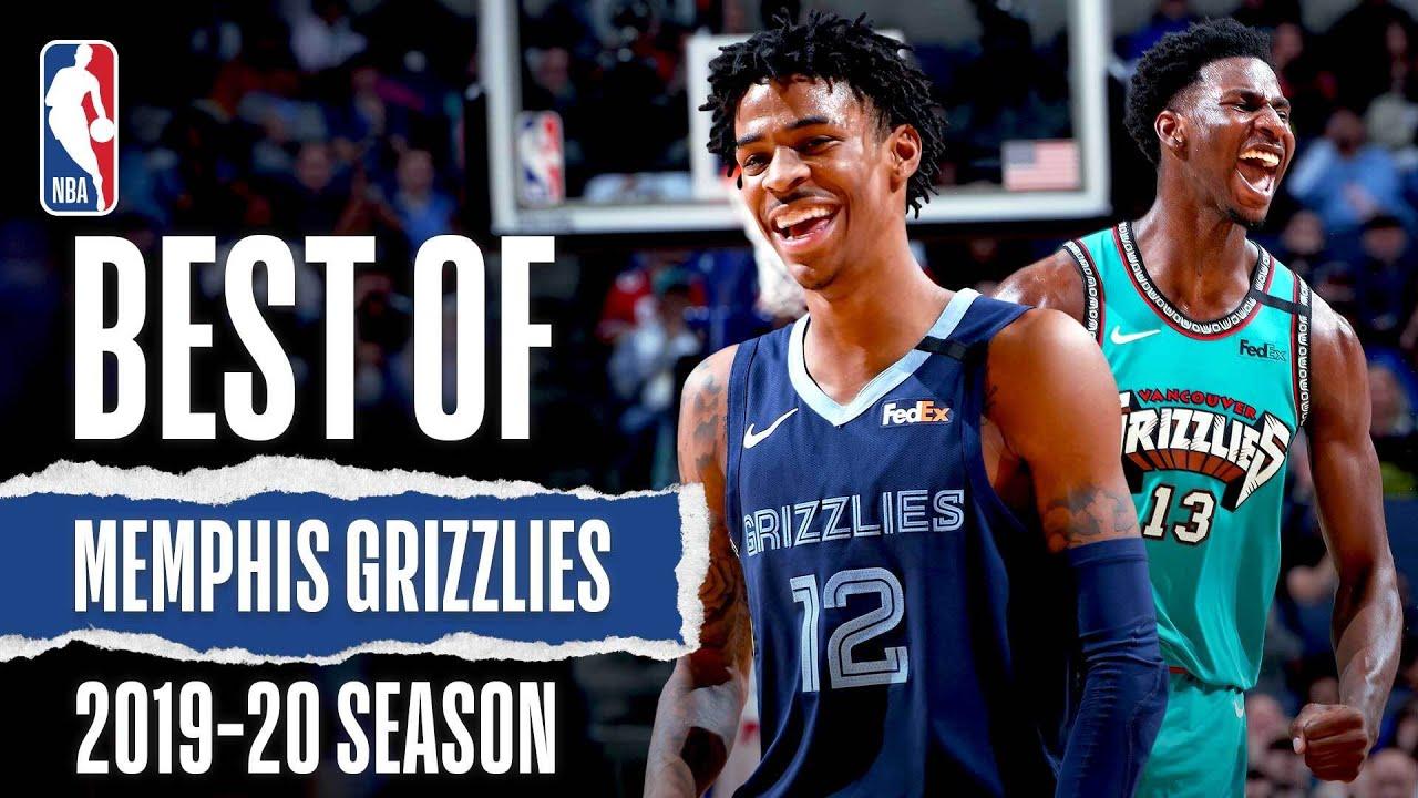 Best of Memphis Grizzlies | 2019-20 NBA Season