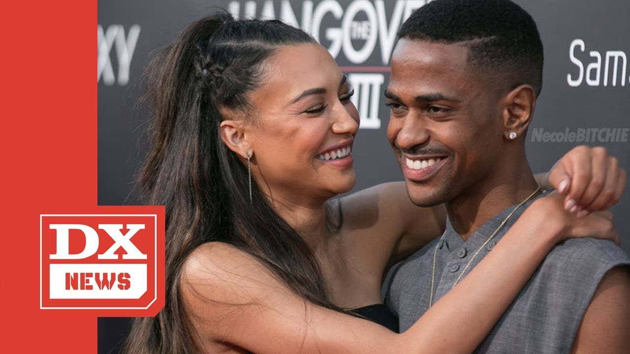 "Big Sean On Naya Rivera's Death ""I'm Still Grieving And Still In Shock"""