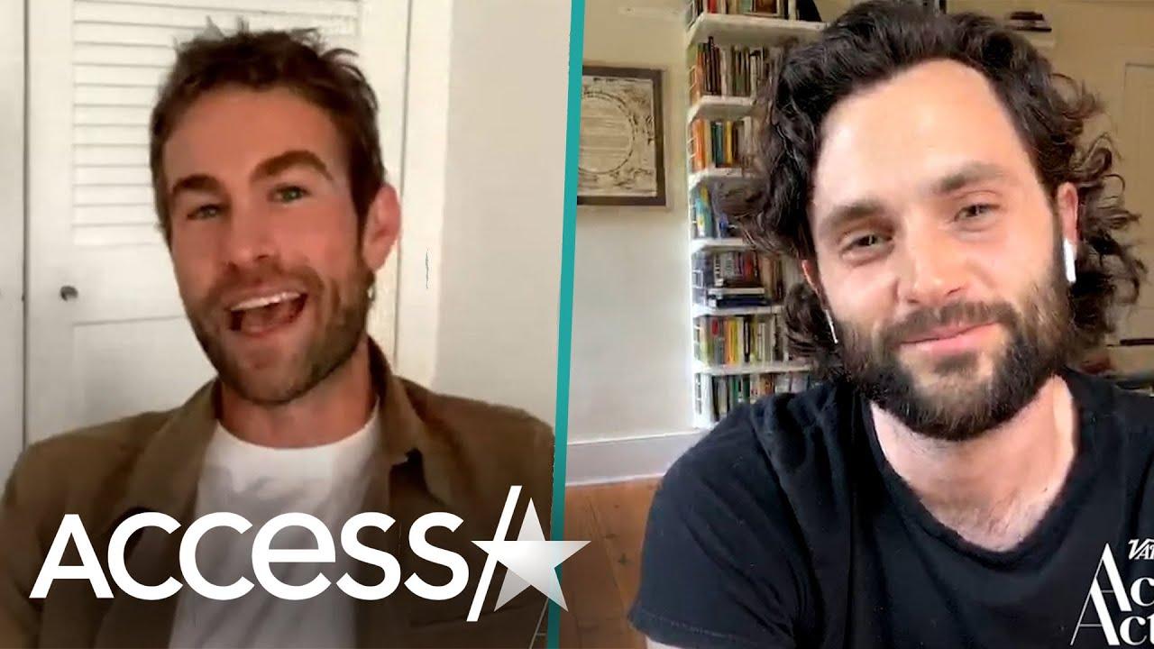 Chace Crawford & Penn Badgley On 'Gossip Girl' Ending