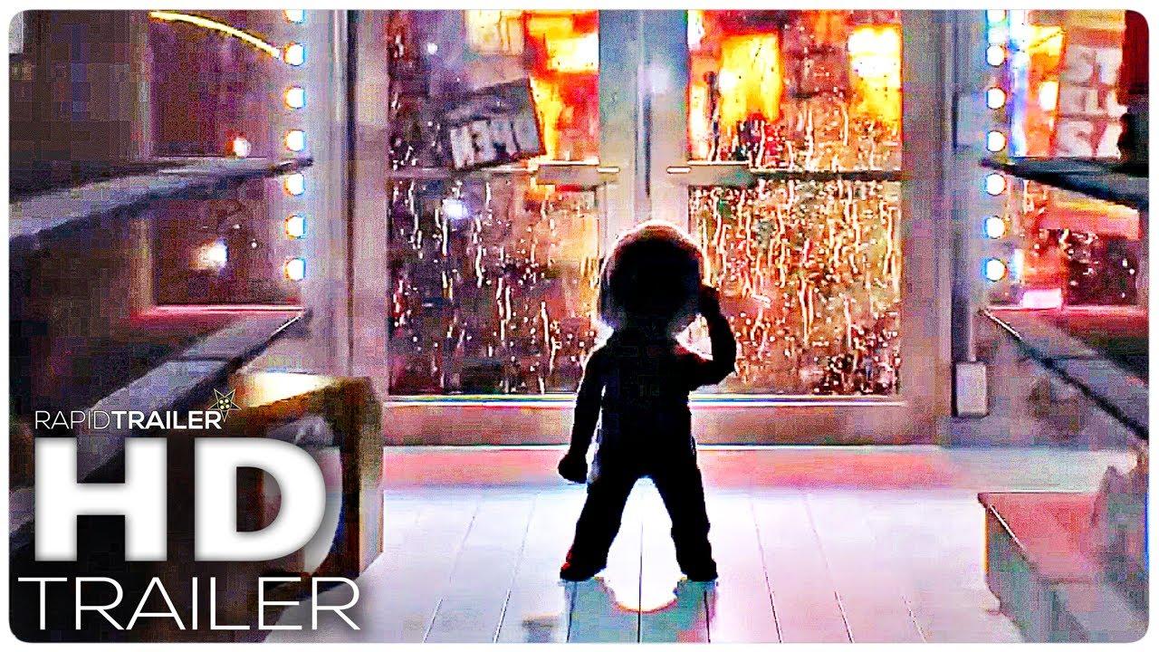 CHUCKY Teaser Trailer (2021) Jennifer Tilly, Horror Series HD