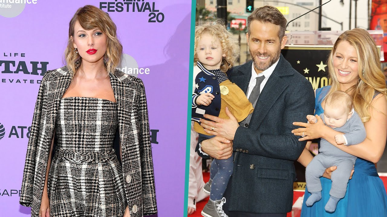 Did Taylor Swift Reveal Blake Lively & Ryan Reynolds' Baby Name?