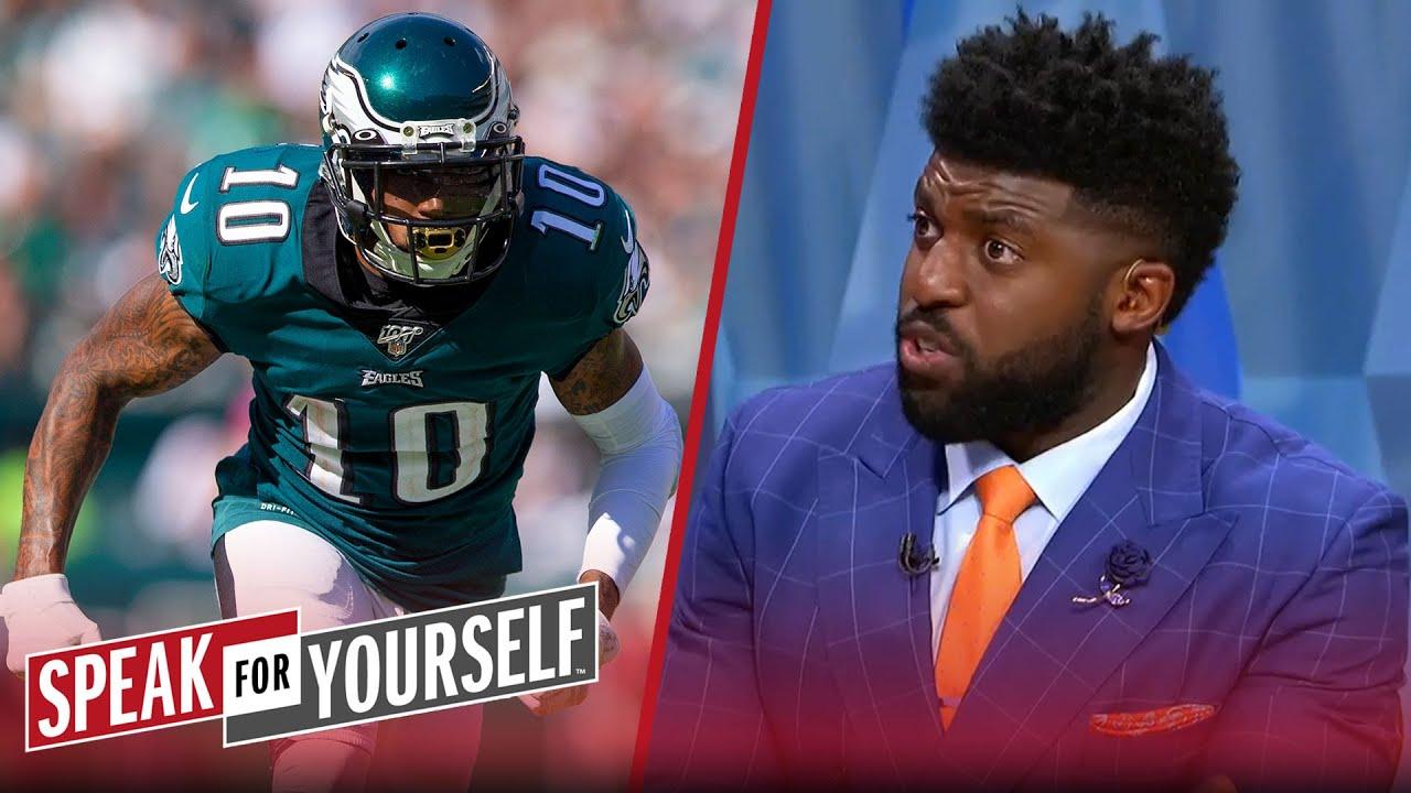 Eagles should handle DeSean Jackson, not let sports world 'cancel' him   NFL   SPEAK FOR YOURSELF