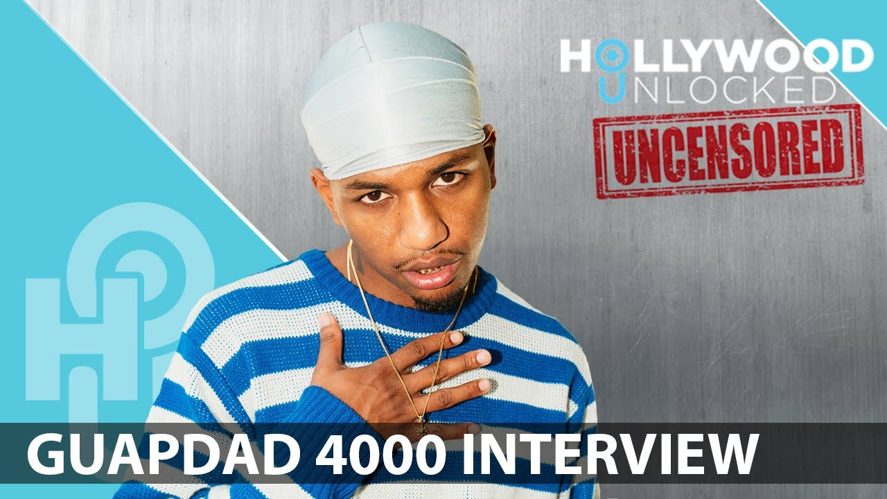 Guapdad 4000 on New Music & Wishes Russ a 'Very Painful Death' on Hollywood Unlocked [UNCENSORED]