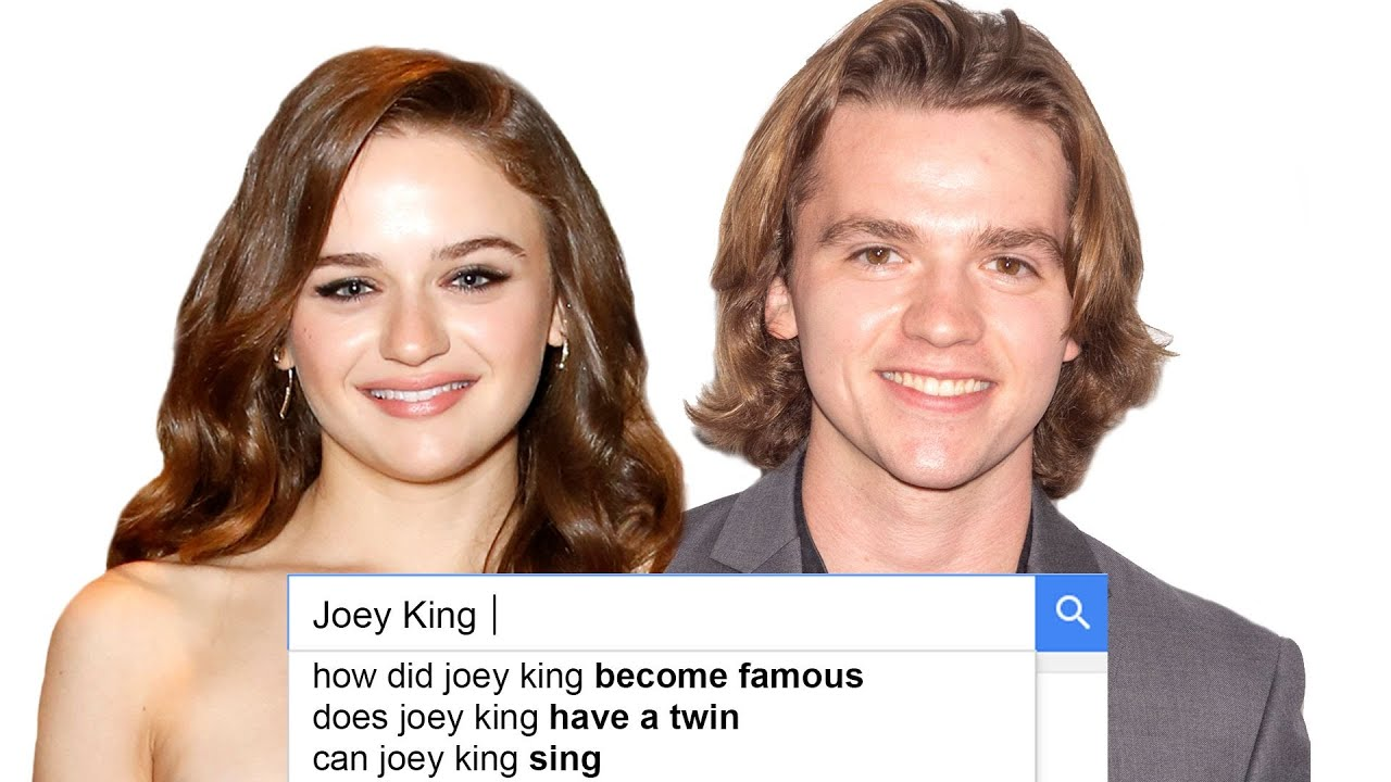 Joey King & Joel Courtney Answer the Web's Most Searched Questions | WIRED