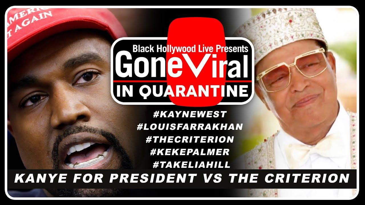 Kanye For President vs The Criterion on BHL's Gone Viral