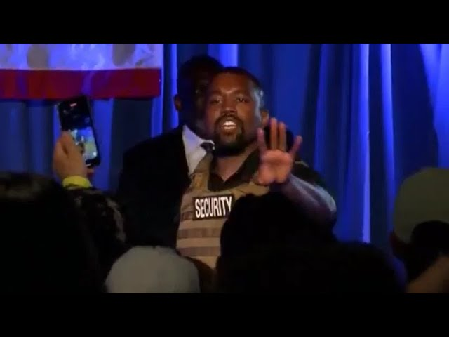Kanye West talks about him and Kim K almost ab0rting North West