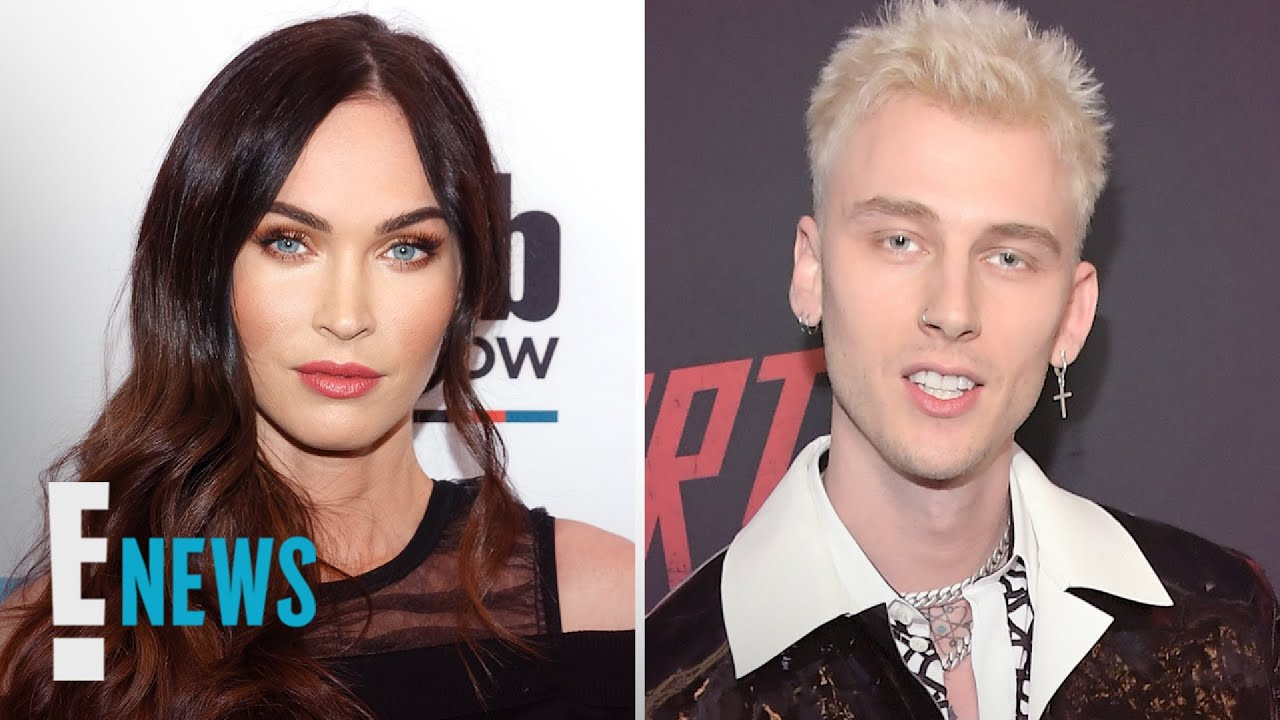 "Megan Fox & MGK Are ""Two Halves of the Same Soul""   E! News"