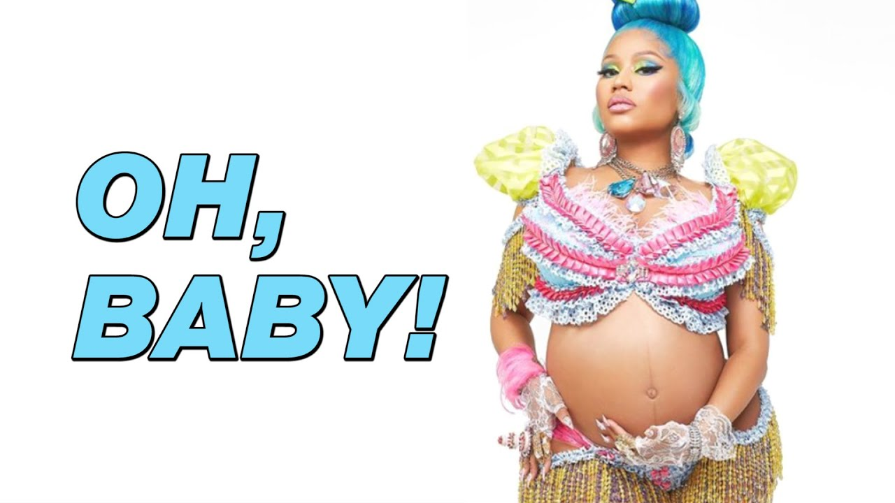 Nicki Minaj Is Pregnant … Get All The Tea!