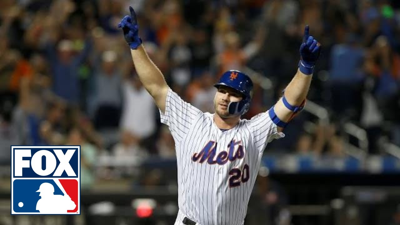 Pete Alonso says 2020 MLB season will 'be baseball like no MLB team has ever played' | FOX MLB