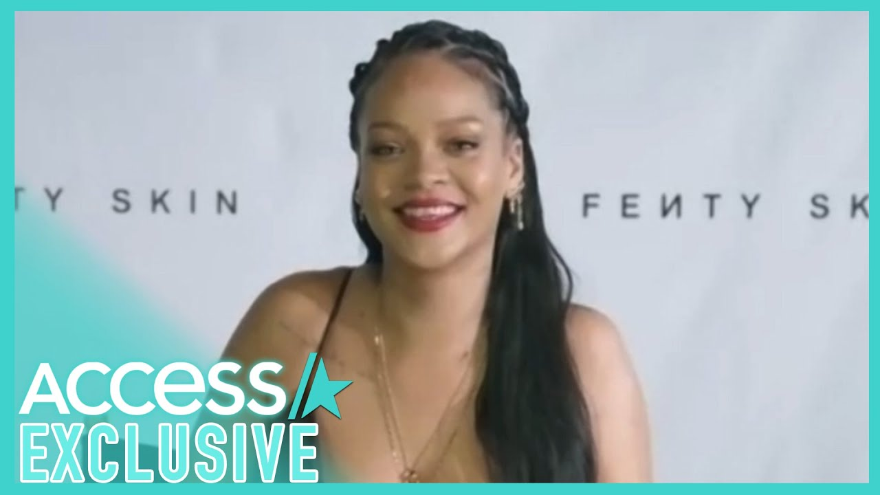 Rihanna Recalls The Moment She Fell In Love With Makeup