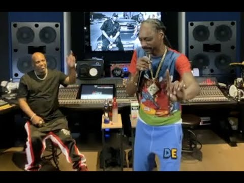 Snoop Dogg DMX Freestyle At The End Of Verzuz Battle 🎤 Snoop Goes Off
