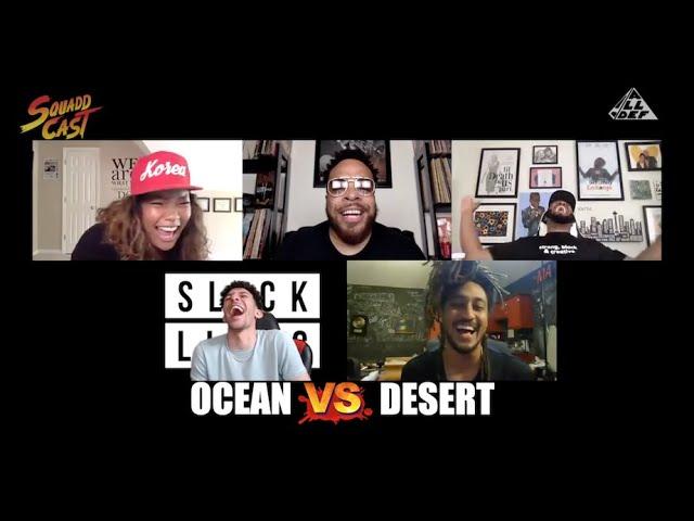 Stranded In Ocean vs Stranded In Desert   Squadd Cast Versus   Episode 29   All Def