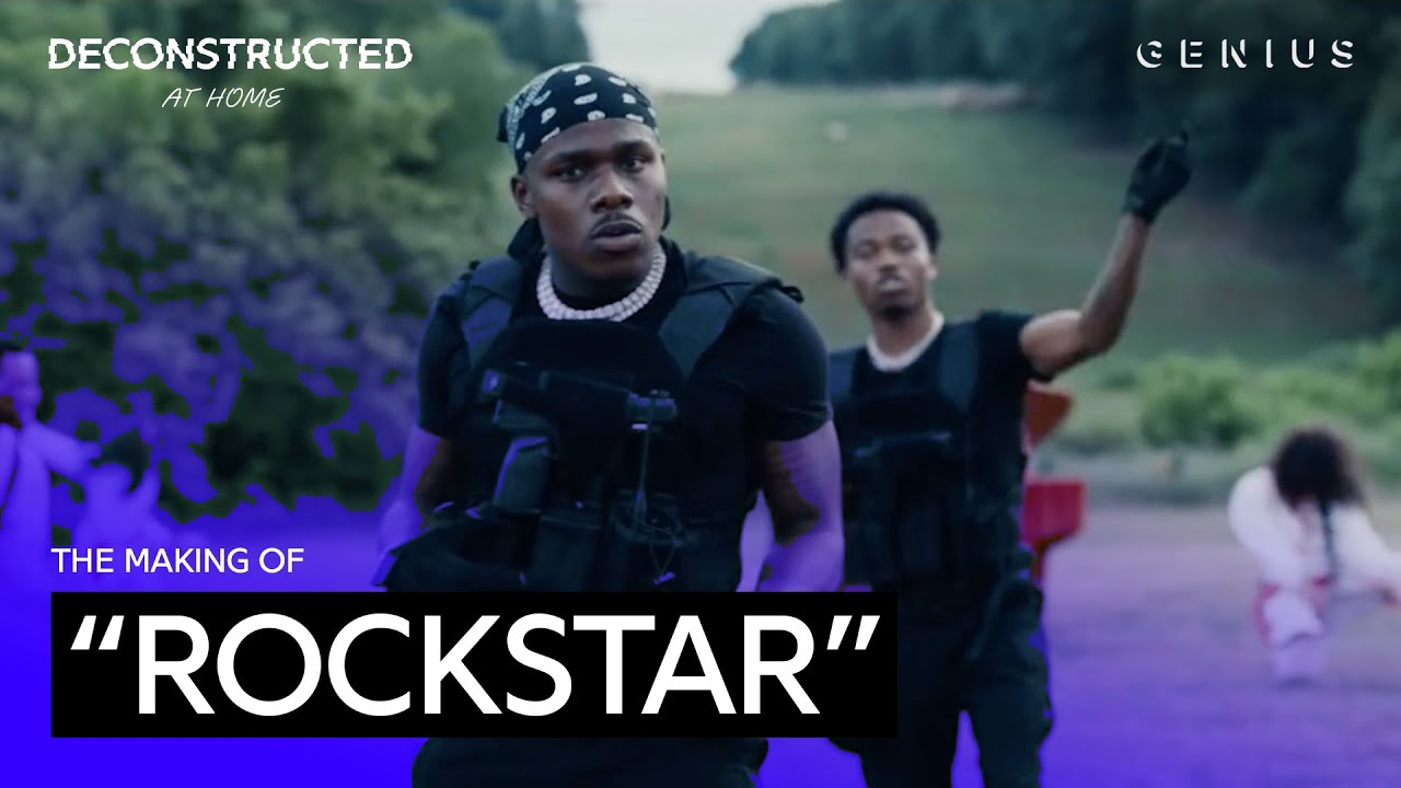 """The Making Of DaBaby's """"ROCKSTAR"""" With SethInTheKitchen 
