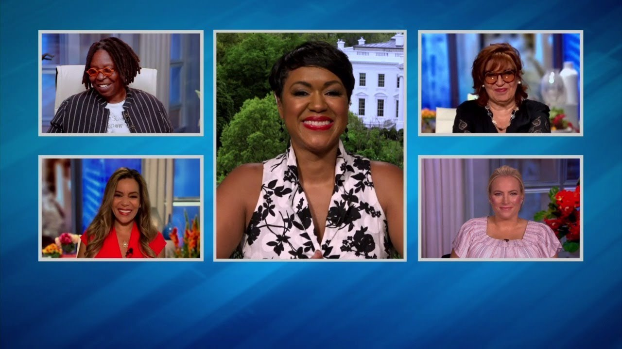 """Tiffany Cross Weighs in on Joe Biden's Campaign and Shares About Book """"Say It Louder"""" 