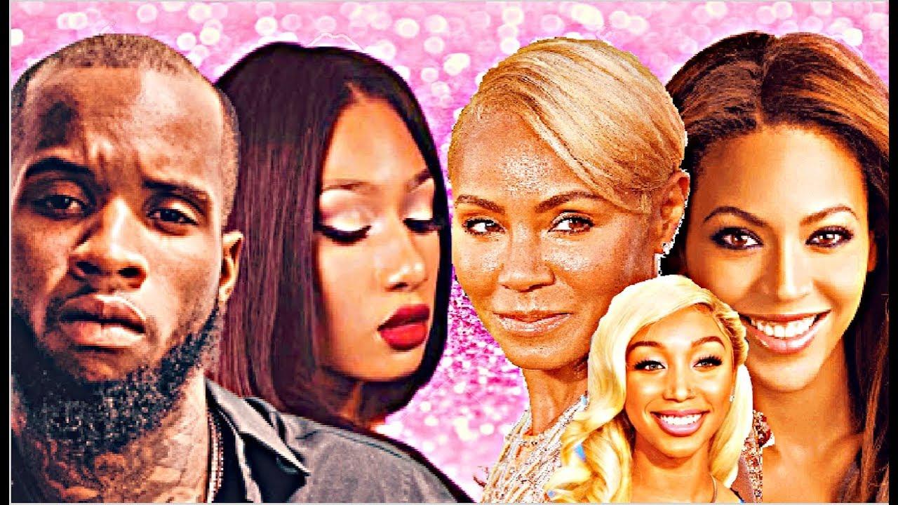 Tory Lanez REVENGE on MeganTheSallion 😡 Beyonce ENTANGLEMENT by August Alsina & Jada SEX TAPE!