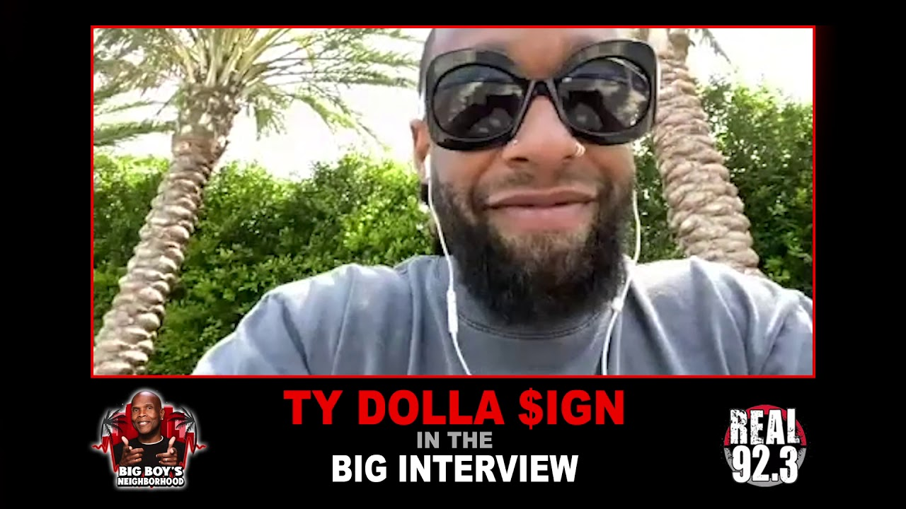 TY DOLLA $IGN IN THE BIG INTERVIEW