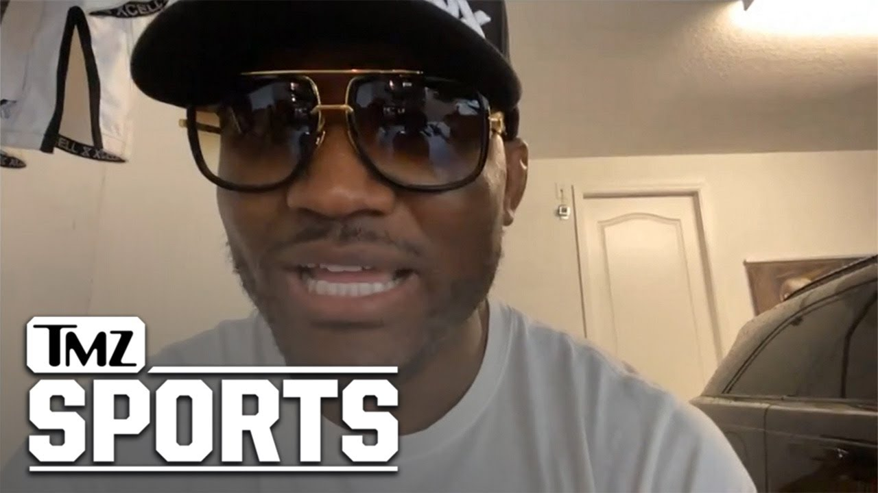 UFC's Kamaru Usman Says Conor McGregor Chickened Out of Real Fight Talks | TMZ Sports
