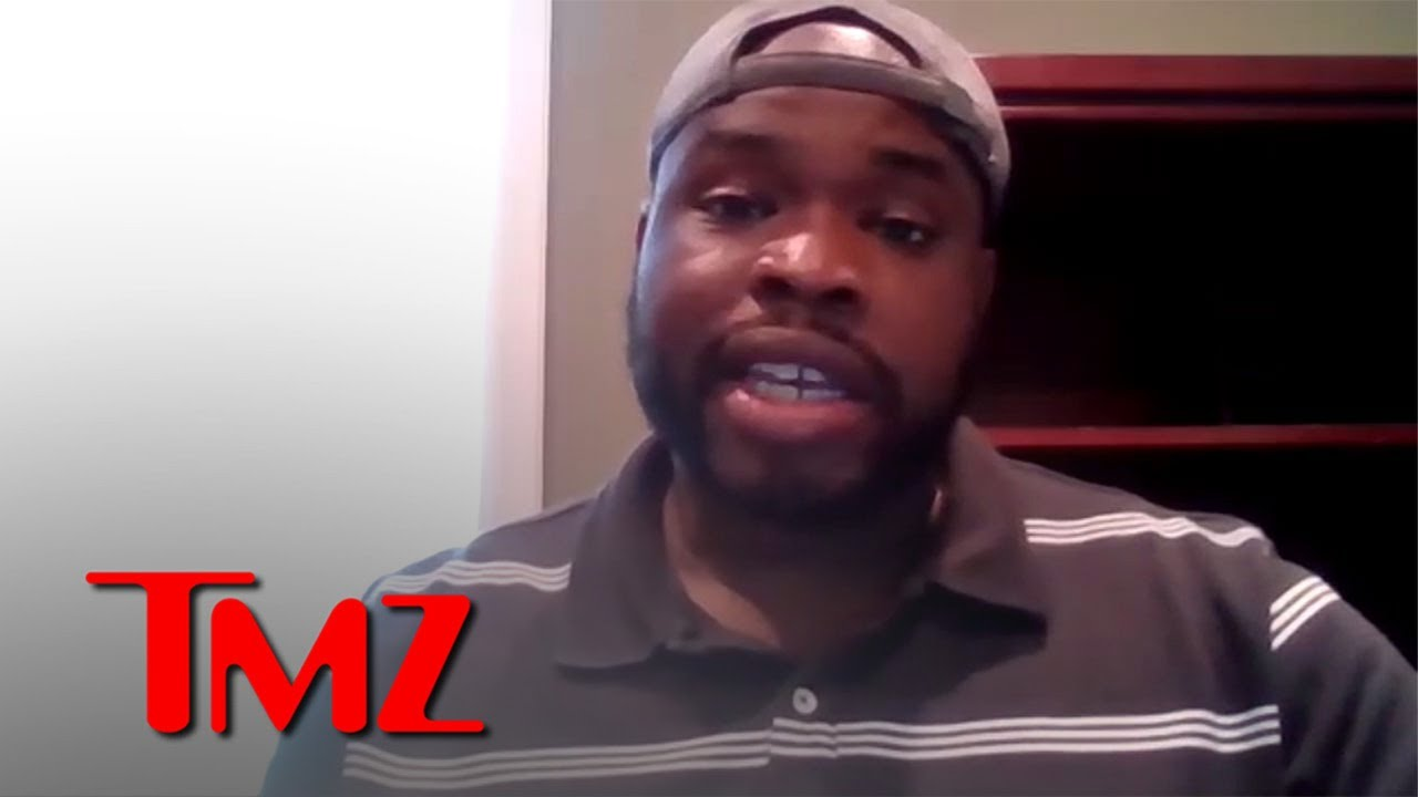 Vauhxx Booker Says The FBI Deciding To Investigate Is More About Public Pressure Than justice | TMZ