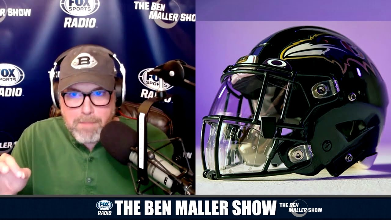 Why Oakley Mouth Shields For NFL Players Are Unnecessary - Ben Maller