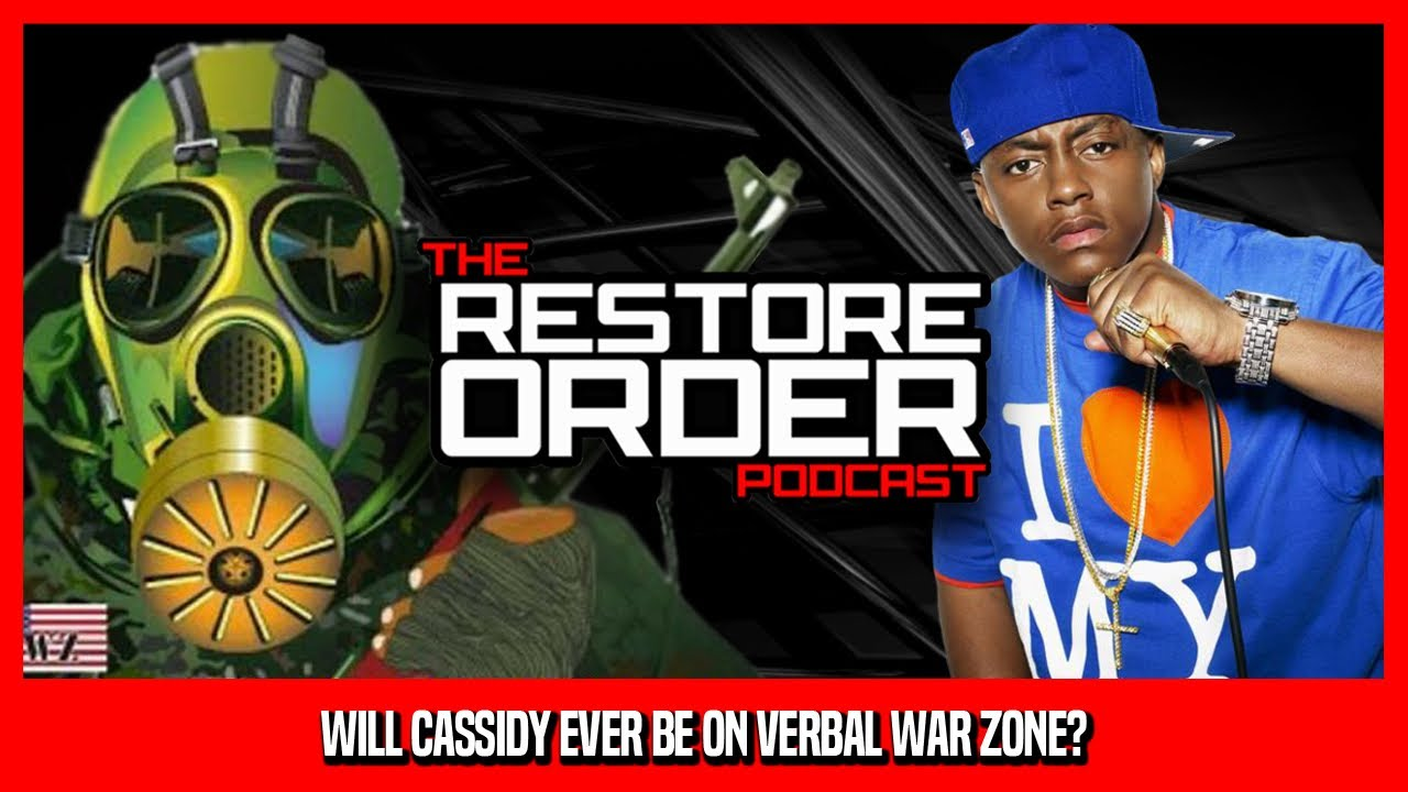 WILL CASSIDY EVER BATTLE ON VERBAL WAR ZONE