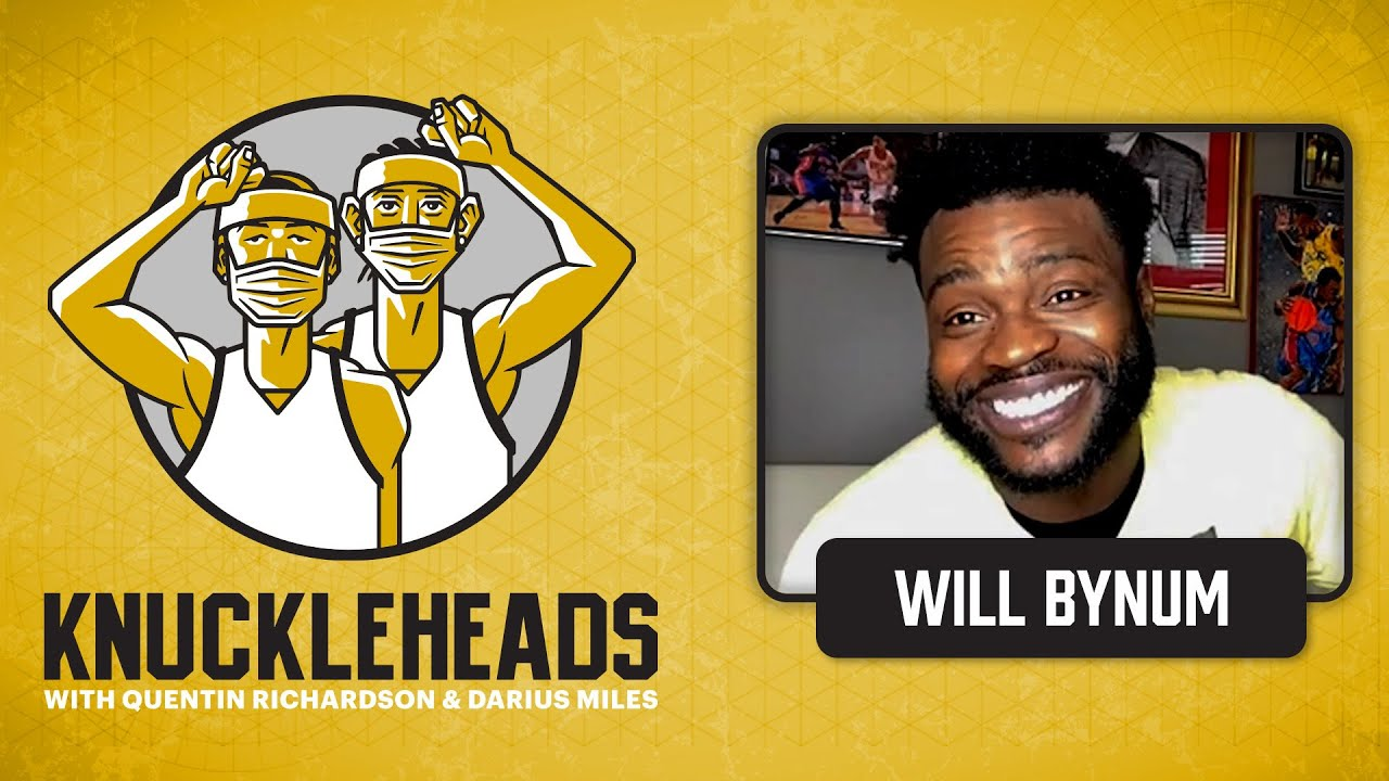 """Will """"the Thrill"""" Bynum Joins Q and D 