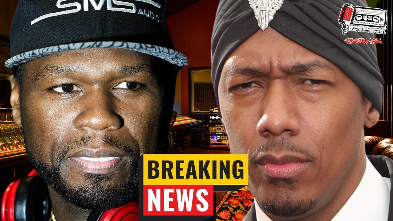 50 Cent Throws Salt In The Wound With This VISCOUS Post About Nick Cannon!