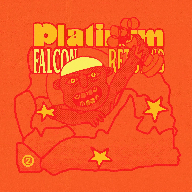 Guapdad 4000 - Platinum Falcon Returns [EP Stream]