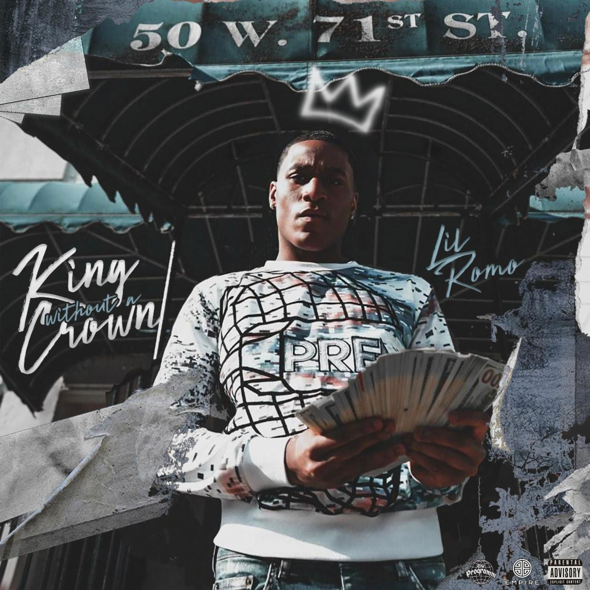Lil Romo Releases Debut Project 'King Without A Crown'