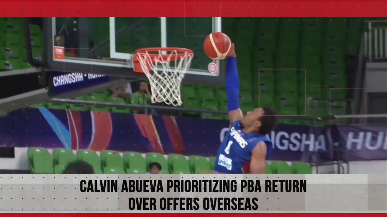 Abueva on offers to play basketball overseas