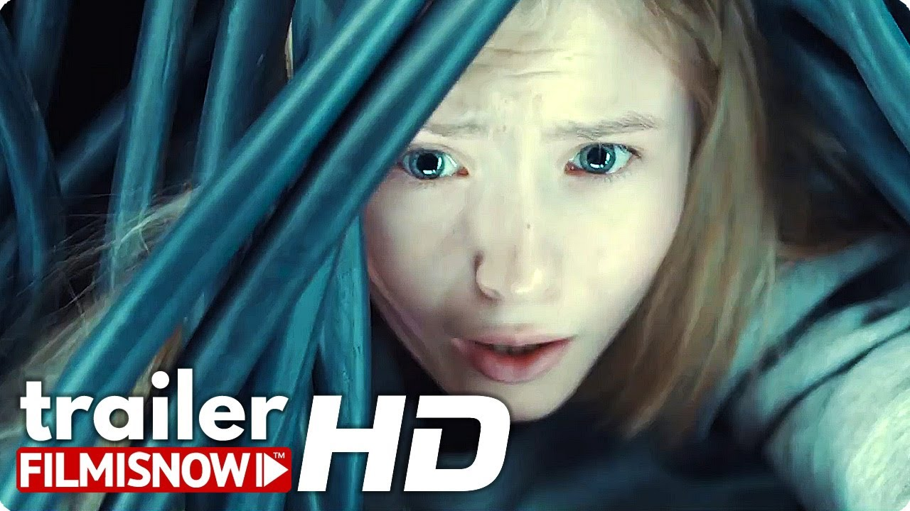BABA YAGA: TERROR OF THE DARK FOREST Trailer (2020) Supernatural Horror Movie