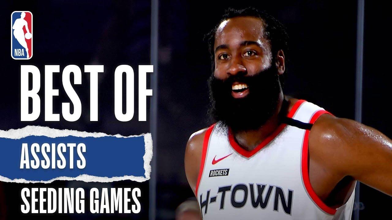 Best Of #StateFarmAssists From Seeding Games   NBA Restart