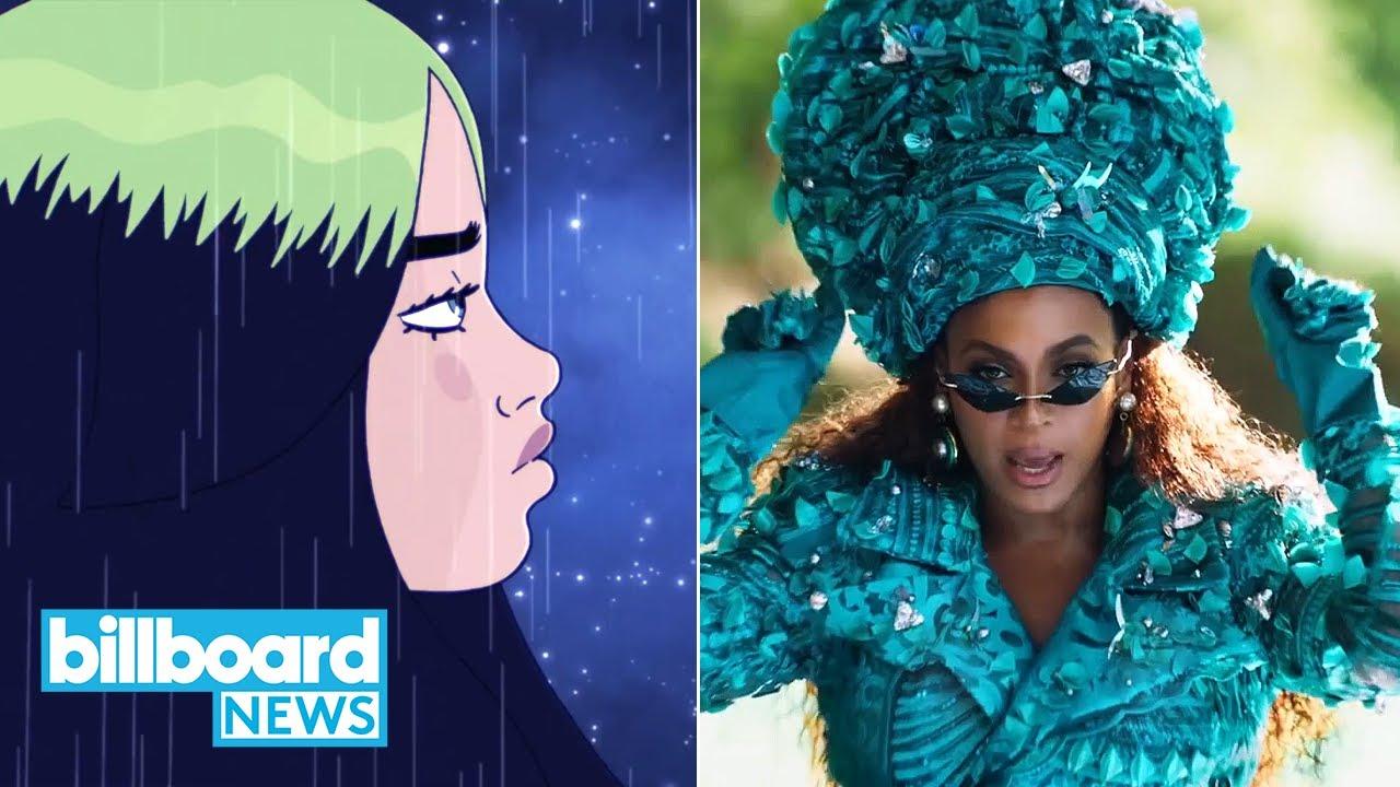 Beyoncé Drops Stunning 'Black Is King' Video, Billie Eilish Hits #1 on YouTube | Billboard News