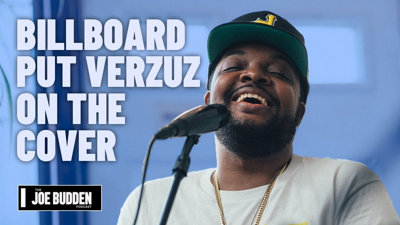 Billboard Put Verzuz On The Cover | The Joe Budden Podcast
