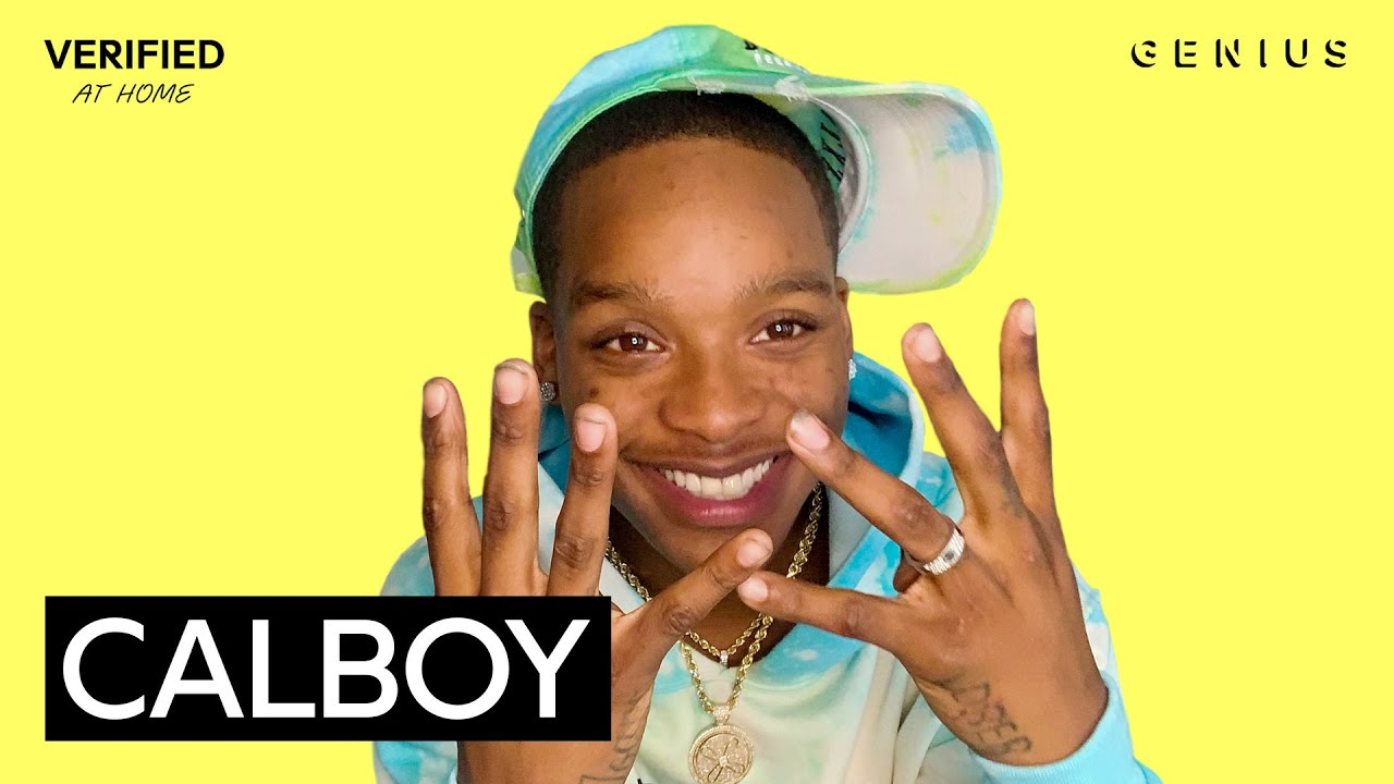 """Calboy """"Rounds"""" Official Lyrics & Meaning 