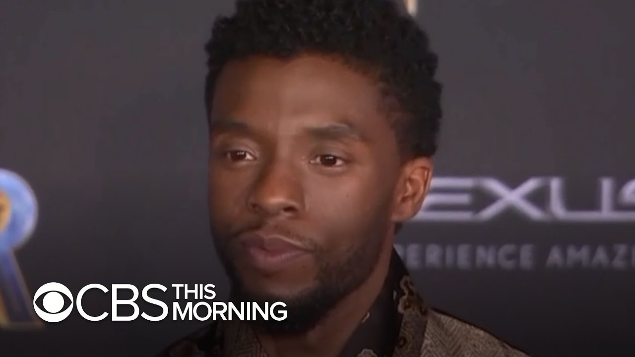 Chadwick Boseman dead after 4-year battle with colon cancer