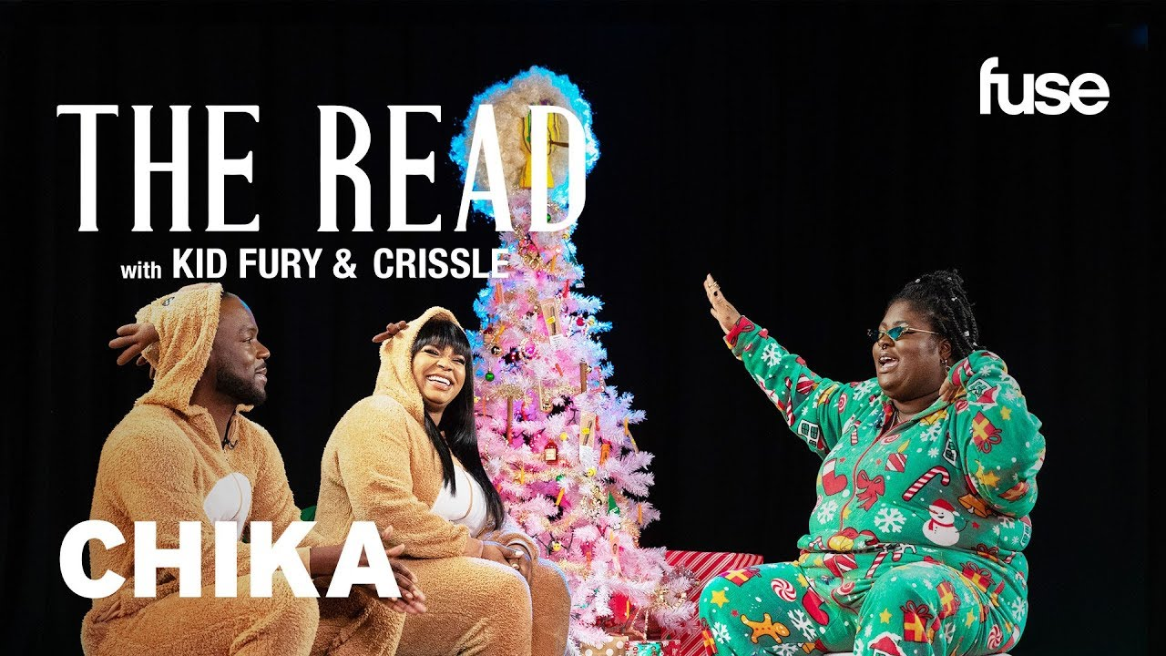 Chika On Building Community Through Her Music (Extended) | The Read with Kid Fury & Crissle | Fuse