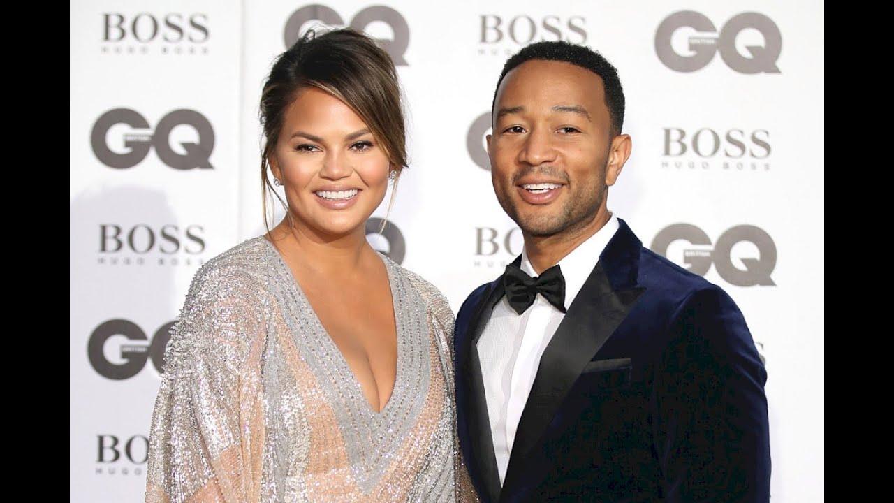 Chrissy Teigen confirms shes pregnant with third child