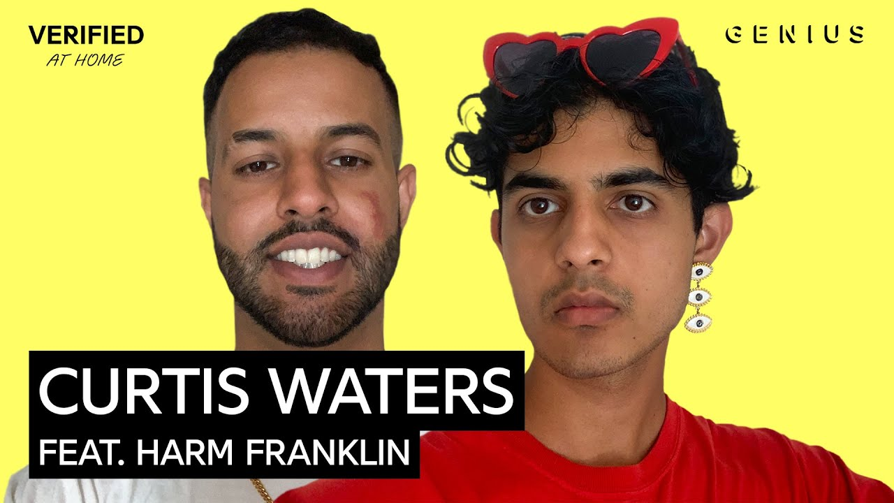 """Curtis Waters & Harm Franklin """"Stunnin'"""" Official Lyrics & Meaning   Verified"""