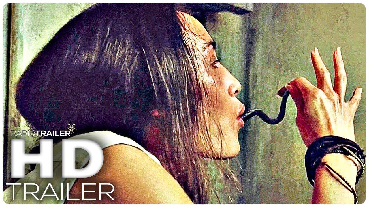 DEATH OF ME Official Trailer (2020) Maggie Q, Luke Hemsworth Horror Movie HD