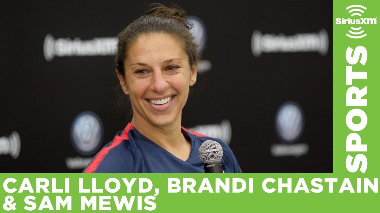 Don't Expect Carli Lloyd to Retire Anytime Soon