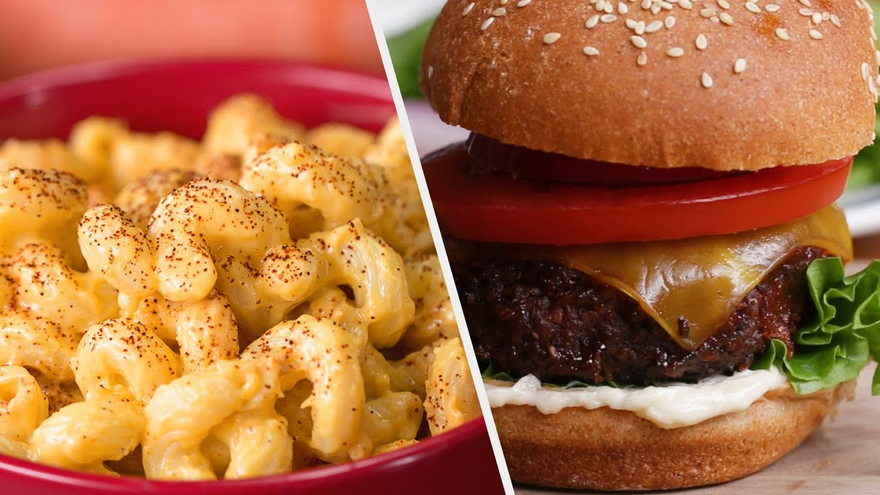 Easy Vegan Comfort Food Recipes